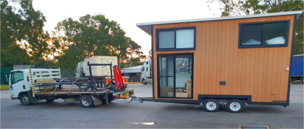 Tiny House Trucks Buses Campers Motor Cars Relocated