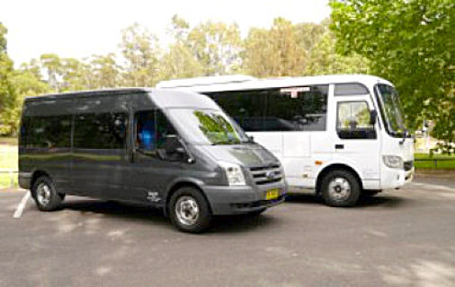 Minibuses for Hire